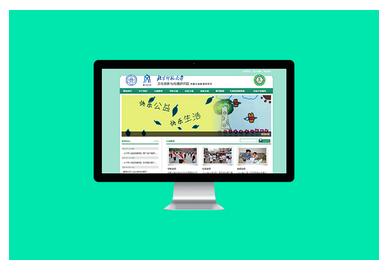 高等学校网站案例